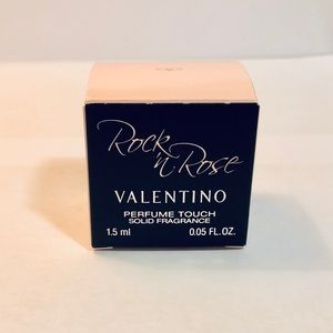 Valentino Rock 'N Rose Mini Solid Fragrance, New